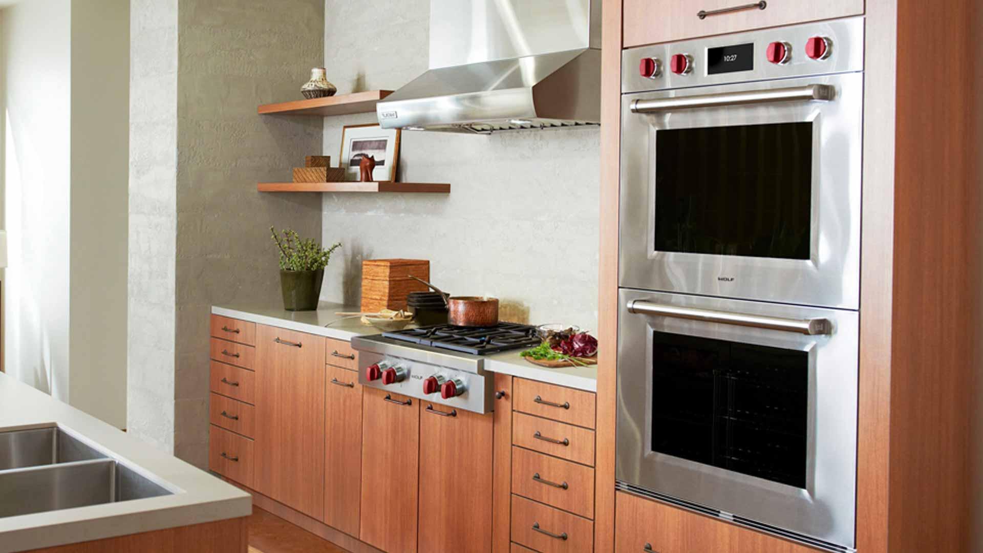 Wolf Built-in Oven Appliances Repair | Wolf Appliance Repair Pros